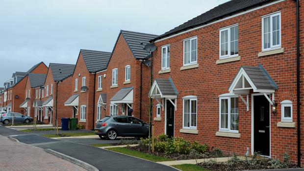More new homes were registered last year across the UK than at any point since 2007 (Rui Vieira/PA)