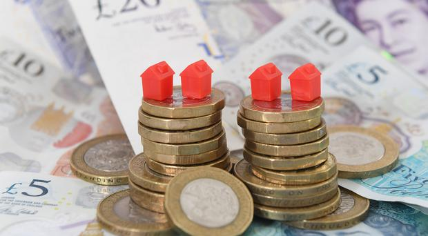 The proportion of low-deposit mortgages being handed out is at its highest since 2008, Bank of England figures show (PA)