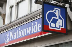 Nationwide claimed second place in the July index (Jonathan Brady/PA)