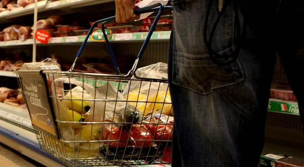 Black Friday gave supermarkets only a limited boost as shoppers delayed their Christmas preparations amid the uncertainty of the General Election, figures show (Julien Behal/PA)