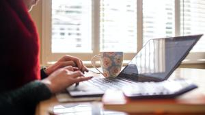 'By working from home more and taking advantage of video conferencing we can make sure our travel is kept to a minimum'