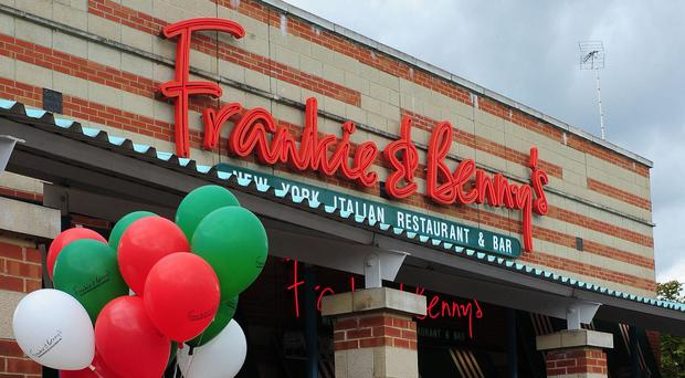 The boss of Frankie and Benny's has revealed plans to revamp the brand (Anna Gowthorpe/PA)