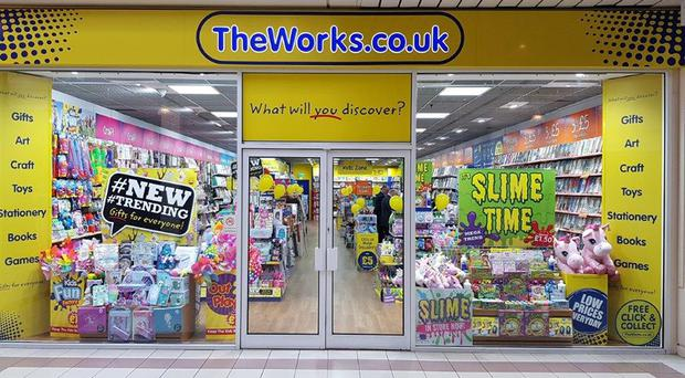 The Works boss Kevin Keaney has stepped down after nearly nine years at the helm just two months after a shock profit warning sent its shares tumbling (TheWorks.co.uk/PA)