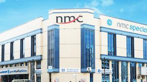 NMC Health's shares were suspended earlier this year (NMC Health/PA)