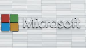 Microsoft has called on companies to improve their competitiveness after revealing falling revenues (Niall Carson/PA)