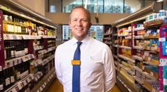 Simon Roberts will become Sainsbury's next chief in June (Andrew Porter Commercial Photography/Sainsbury's/PA)
