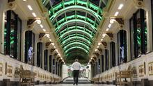 Trafford Centre owner Intu was the biggest faller on London's markets on Tuesday (Anthony Devlin/PA)
