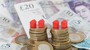 Borrowers with smaller mortgage deposits, such as first-time buyers, face a tougher time finding a home loan, a survey suggests (PA)