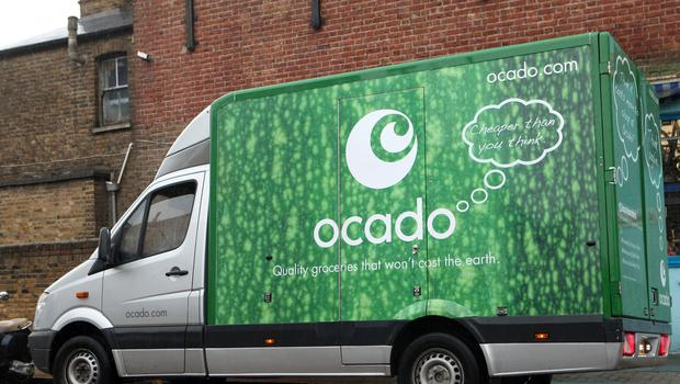 Ocado has been signing deals abroad (PA)