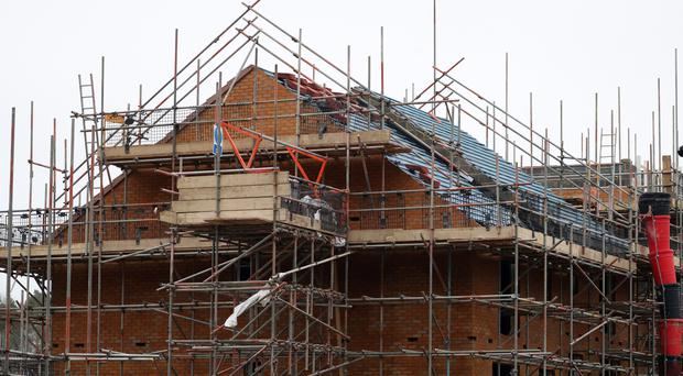 building materials business SIG has issued a profit warning. (Andrew Matthews / PA)