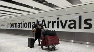 International travel has plummeted since the start of the pandemic (Kirsty O'Connor/PA)