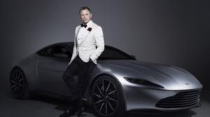 The carmaker is associated with fictional spy James Bond
