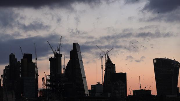 The FTSE 100 slid into the red (Yui Mok/PA)