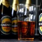 Magners cider maker C&C has a number of long-term growth levers that will spur sustainable earnings at the group following the unexpected departure of chief executive Stephen Glancey, according to Davy Stockbrokers (Peter Byrne/PA)