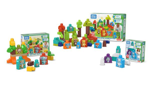 Toy giant Mattel has launched new lines made from bio-based plastics (Mattel/PA)