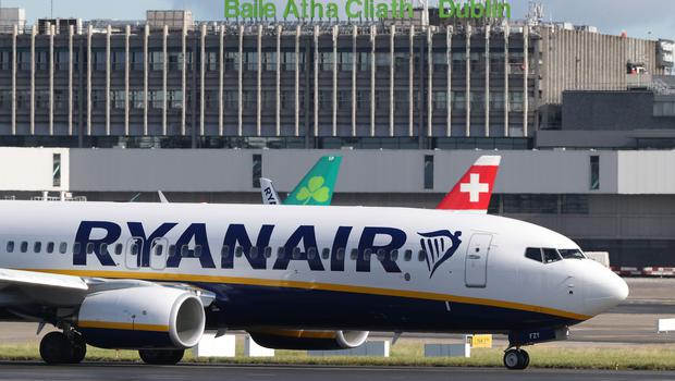 Ryanair is bracing for higher oil prices (Niall Carson/PA)