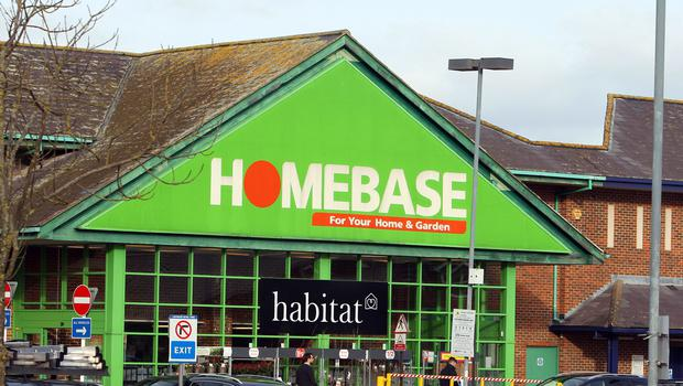 Homebase has offered a £100 million dowry to entice buyers (PA)