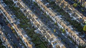House prices increased at the weakest annual rate in more than six years in September, in line with a recent flat trend, Halifax said (PA)