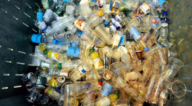 A council is slashing its recycling budget by half in the coming year due to