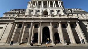Traders were hopeful that the Bank of England would cut interest rates, like the US did on Tuesday (Yui Mok/PA)