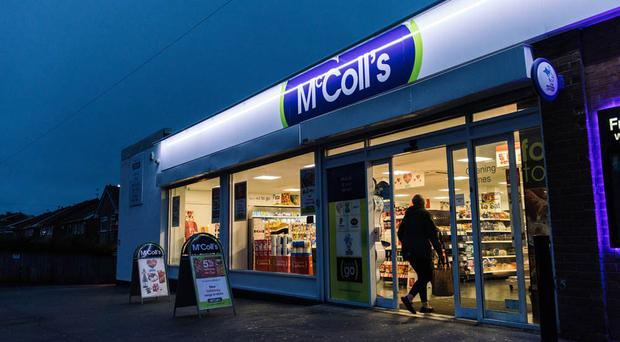 The convenience store chain said profits will 'marginally' miss expectations for 2019 (McColl's/PA)