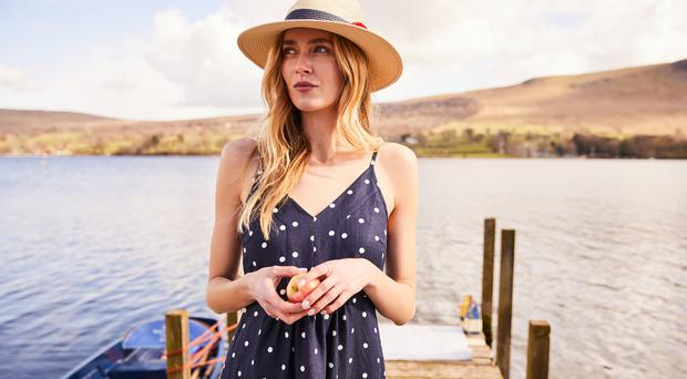 Joules said revenues increased by 1.3% in the half year to November (Joules/PA)