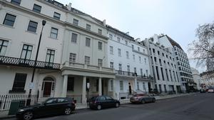 The London Borough of Kensington and Chelsea is the least affordable when comparing house prices with local earnings across England and Wales, Office for National Statistics show (Jonathan Brady/PA)
