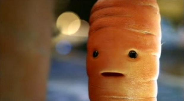 Aldi's Christmas advert featured Kevin the Carrot (ASA/PA)