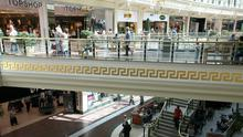 The owner of Manchester's Trafford Centre and the Lakeside shopping centre in Essex has seen shares plummet after an investor pulled out of talks over an emergency cash call (PA)