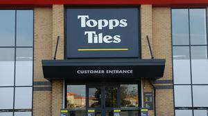 Topps Tiles sales increased 3.8% in the third quarter (PA)