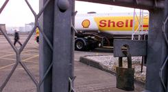 Shell bought 7 million dollars of oil from Lekoil last week (Phil Noble/PA)