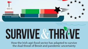 Survive & Thrive is the theme of a new agribusiness report.