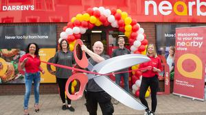 Owner Darren Craig opens Nearby Spencer Road after its rebrand.