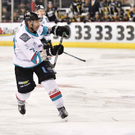 Lessons learned: Belfast Giants' James Desmarais