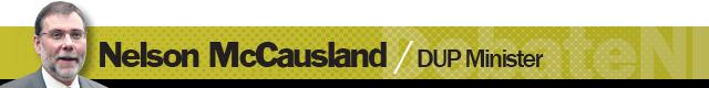 Nelson McCausland - DebateNI