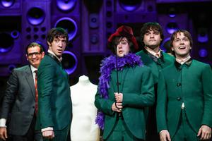 Sunny Afternoon runs at the Grand Opera House in Belfast from May 2.