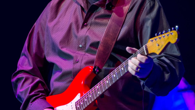 Finely tuned: Mark Knopfler