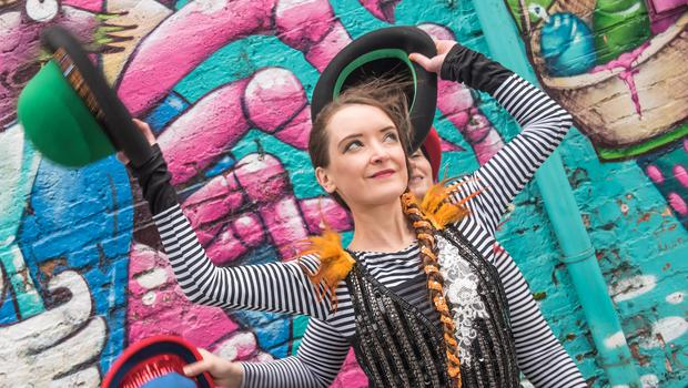 Festival of Fools kicks off in Belfast this Bank Holiday Weekend.