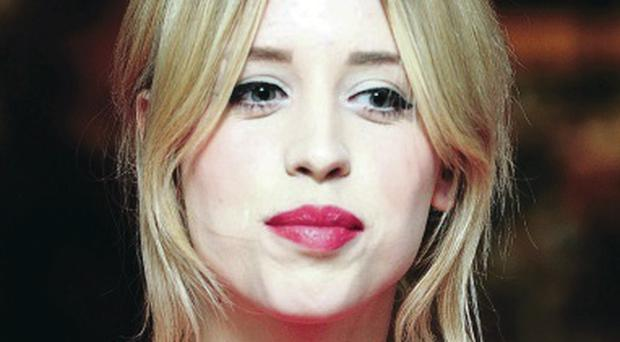 Death: Peaches Geldof