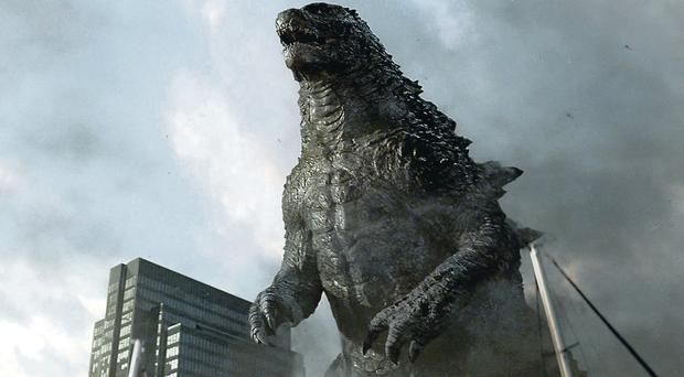 Lacking bite: Godzilla with Bryan Cranston and Aaron Taylor-Johnston proves a flop
