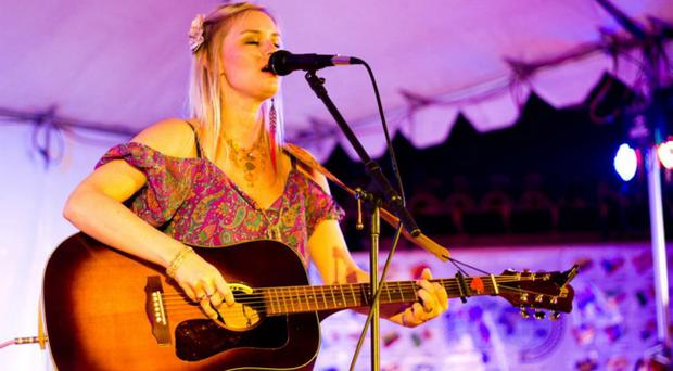 Sofia Talvik plays the Crescent Arts Centre, Belfast, on Friday, September 26, and Crusoe's Coffee Shop, Castlerock, on Saturday, September 27