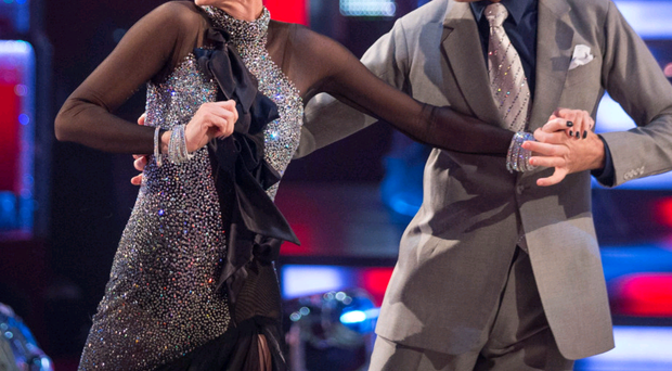 Strictly fun: Judy Murray