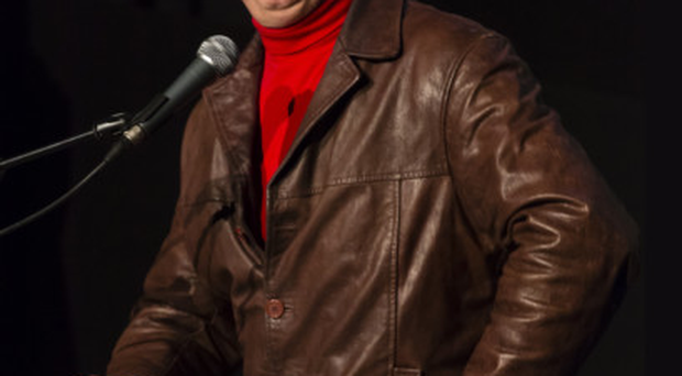 Keys to success: John Shuttleworth is the creation of comedian Graham Fellows