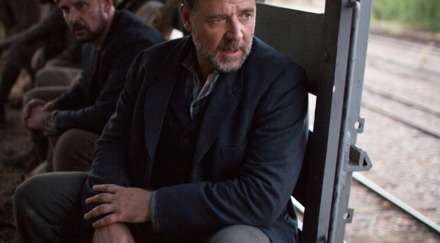 New direction: Russell Crowe in The Water Diviner