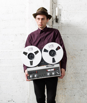 Jazzed up: David Lyttle is performing at the Cathedral Quarter Arts Festival this Sunday