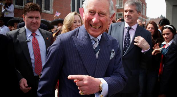 Write stuff: Prince Charles has been lampooned by many in the media, but is simply speaking out on subjects about which he is passionate