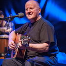 Guitar man: Christy Moore