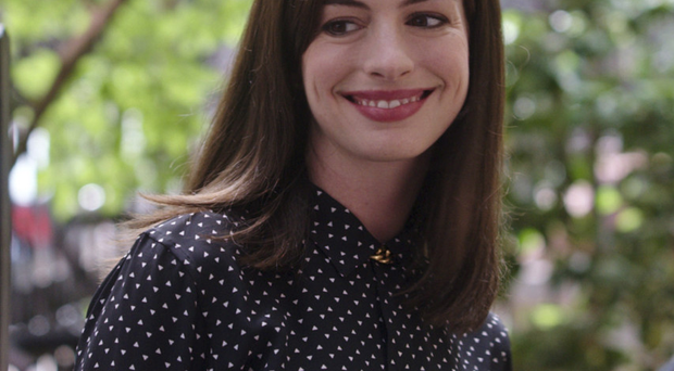 Star power: Anne Hathaway