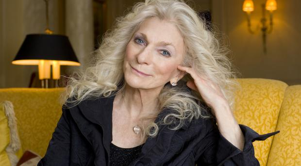 On song: Judy Collins will be performing in the Waterfront tonight