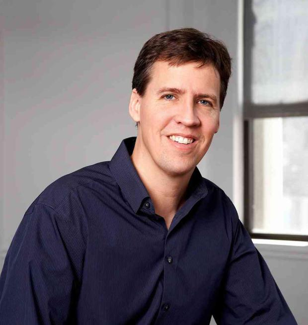 Simple life: Jeff Kinney has remained grounded despite his fame and wealth